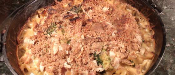 Smoked Turkey & Broccoli Pasta