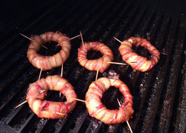 On Our Grill Grates