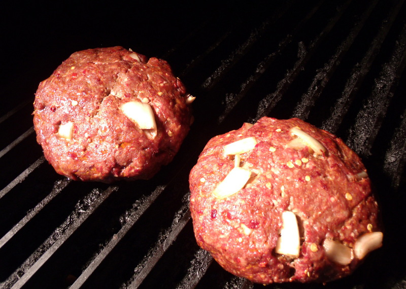 On The Grill Grates, You can Smell the Garlic in the Smoke