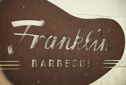 Franklin BBQ & Heading Home