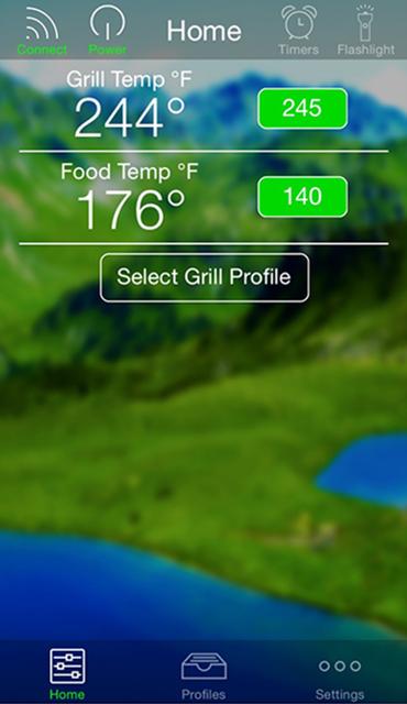 GMG WiFi App