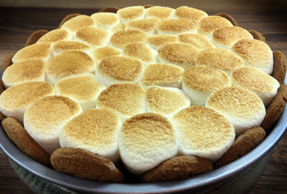 Smoked S'more Dip