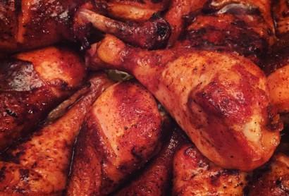 Honey Habanero Chicken