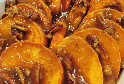 Pecan Pie Yams