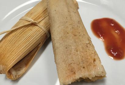 Smoked Tamales