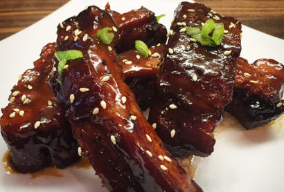 Asian Style BBQ Ribs